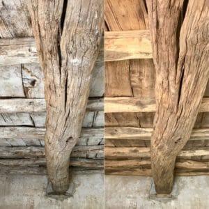 Intervento su un solaio in legno antico la situazione prima e dopo 300x300 - Intervento su un solaio in legno antico: la situazione prima e dopo